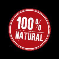 100 natural frujuca